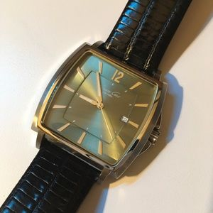 Kenneth Cole water resistant watch